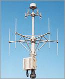 陸上用無線方位測定装置